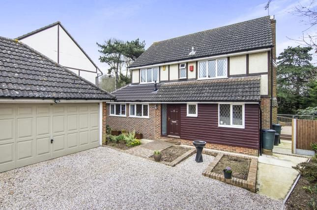 Thumbnail Detached house for sale in Essex, Billericay, Essex