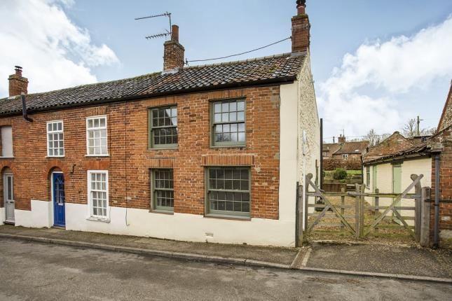 Thumbnail End terrace house for sale in Castle Acre, Kings Lynn, Norfolk