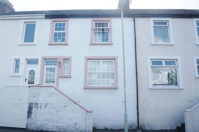 Thumbnail Terraced house to rent in Ogmore Terrace, Bridgend, Bridgend.