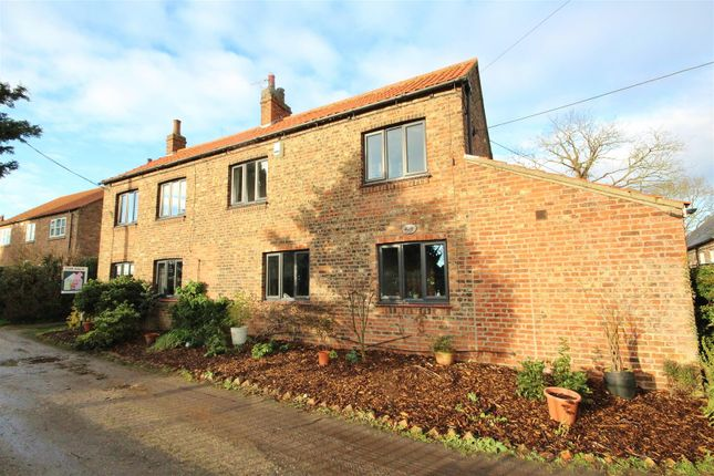 4 bed detached house for sale in Church Hill, Wistow, Selby YO8