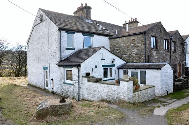 Thumbnail Cottage for sale in Hill Top Cottages, Nenthead, Cumbria.