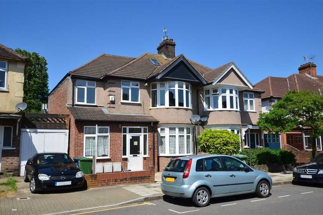 Thumbnail Maisonette to rent in Lowick Road, Harrow-On-The-Hill, Harrow