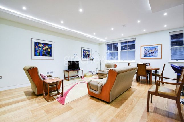 Thumbnail Flat for sale in West Cottages, West Hampstead, London