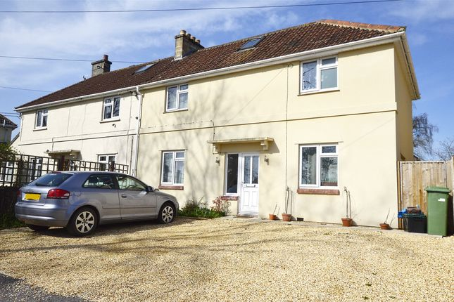 Thumbnail End terrace house for sale in The Mead, Brewery Lane, Holcombe, Radstock