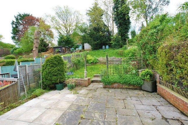 Rear Garden of The Glade, Old Coulsdon, Coulsdon CR5