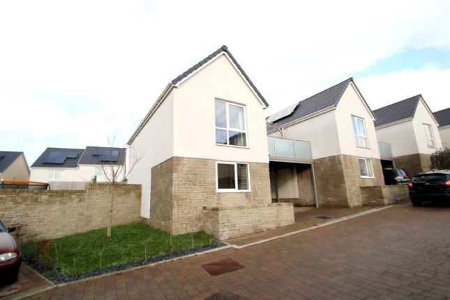 Thumbnail Link-detached house to rent in Burrator Gardens, Plymouth