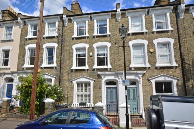 Thumbnail Terraced house to rent in Quentin Road, London