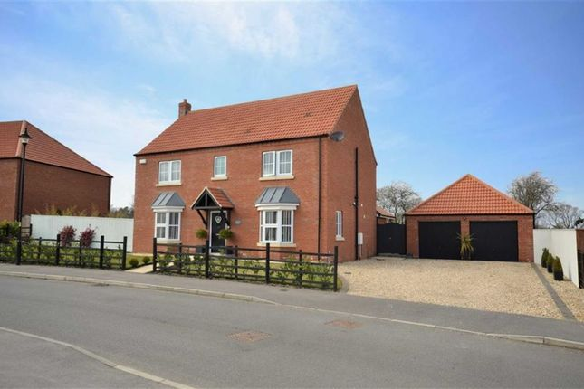 Thumbnail Property for sale in Golf Course Lane, Waltham, Grimsby