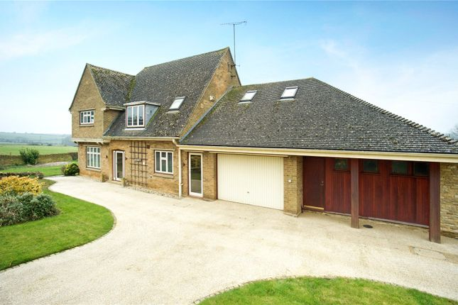 Thumbnail Detached house for sale in Somerton Road, Upper Heyford, Oxfordshire