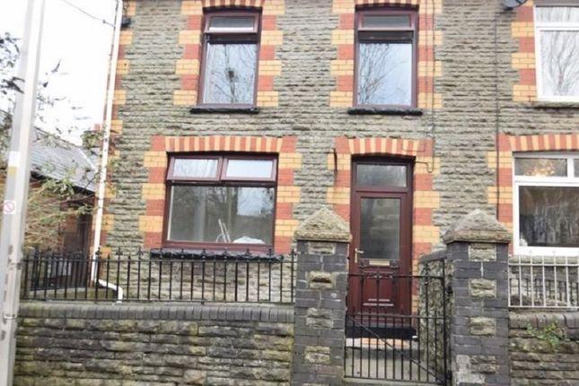 Thumbnail Property for sale in Green Meadow Terrace, Llangeinor, Bridgend.