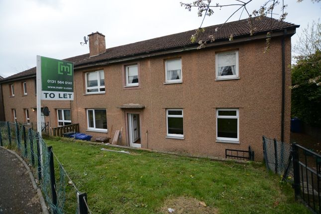 Thumbnail Flat to rent in Carlowrie Place, Gorebridge