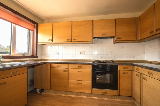 Thumbnail Terraced house to rent in Cluny Place, Glenrothes