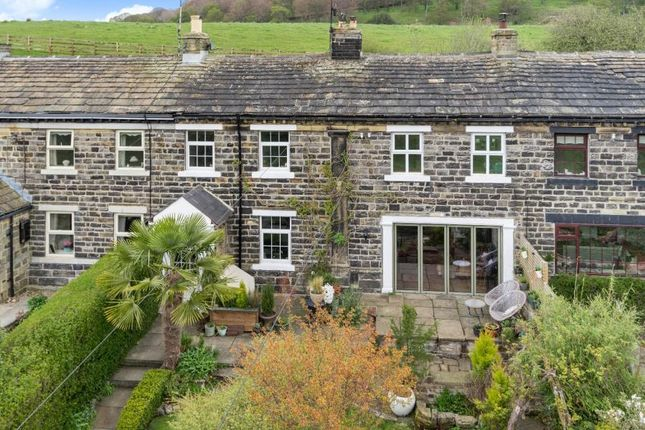 3 bed terraced house for sale in Wheelrace Cottages, Whalley Lane BD13