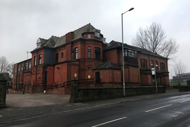 Thumbnail Office for sale in 87-89 Falinge Road, Rochdale
