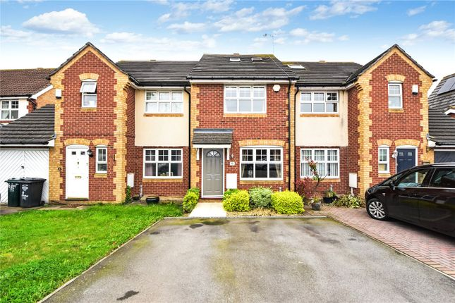 Thumbnail Terraced house for sale in Caspian Way, Swanscombe, Kent