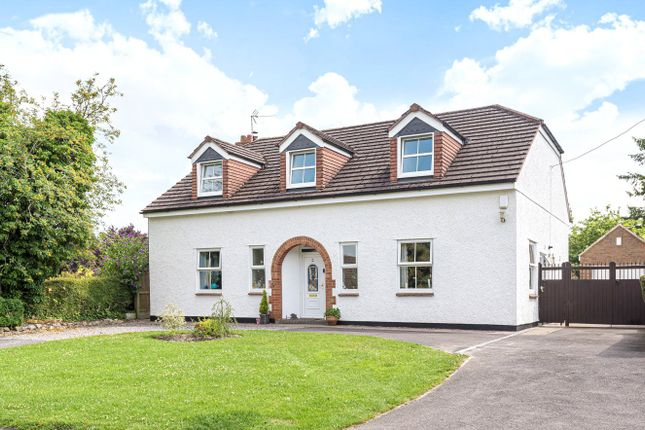 Thumbnail Detached house for sale in Butts Road, Chiseldon, Wiltshire
