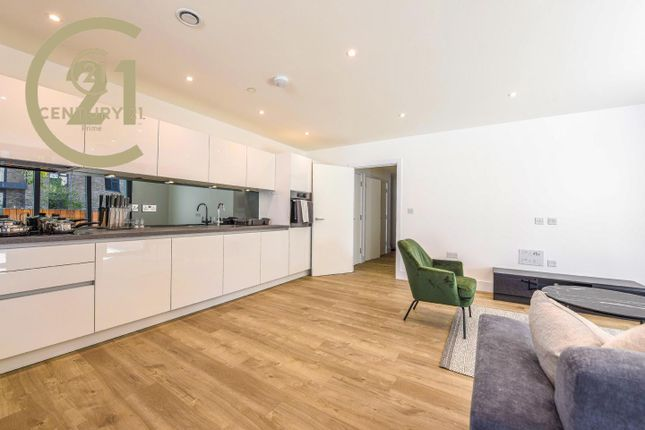 Thumbnail Flat for sale in High Street, Staines Upon Thames, Surrey