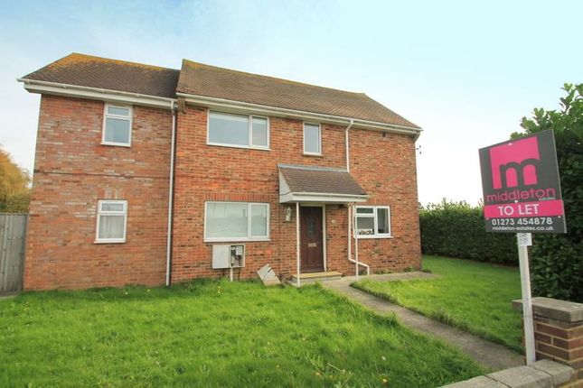 2 bed flat to rent in Hammy Lane, Shoreham-By-Sea