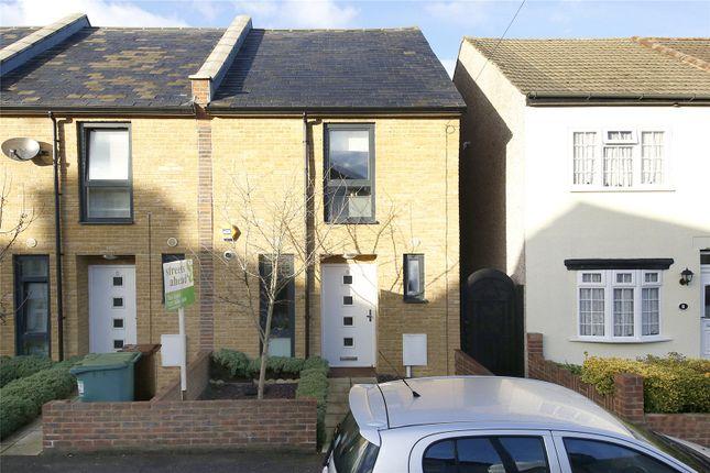 Thumbnail Semi-detached house for sale in Hereford Mews, Bridle Path, Beddington, Croydon