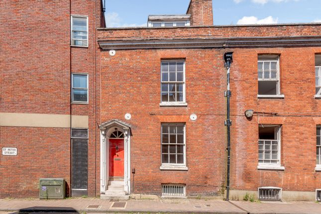 4 bed property for sale in St. Peter Street, Winchester, Hampshire SO23