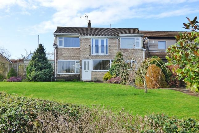 Thumbnail Detached house for sale in Hicks Common Road, Winterbourne, Bristol
