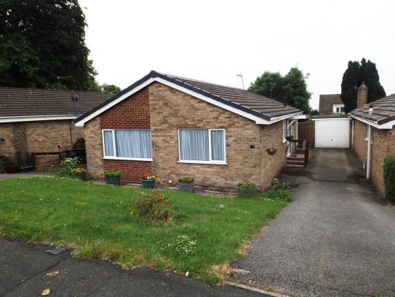 Thumbnail Bungalow for sale in Sunningdale Drive, Tividale, Oldbury, West Midlands