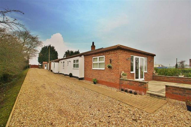 Thumbnail Bungalow for sale in Soff Lane, Goxhill, Barrow-Upon-Humber