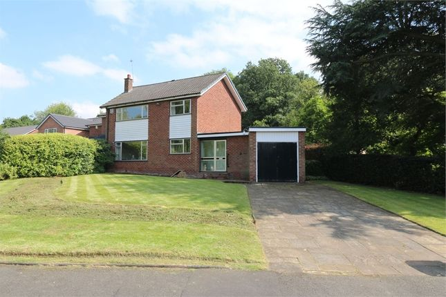 Thumbnail Detached house for sale in Woodlands Road, Wilmslow, Cheshire