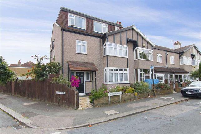Thumbnail Semi-detached house for sale in Pretoria Crescent, London