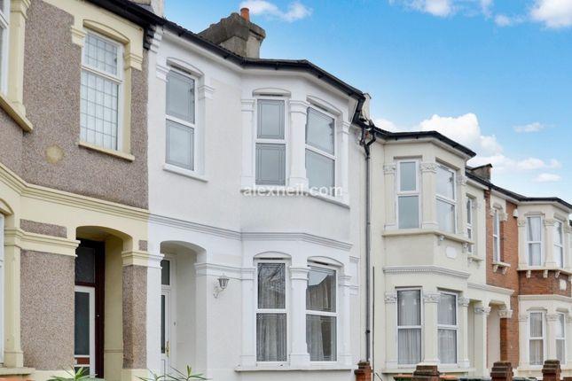 Thumbnail Terraced house for sale in Plashet Grove, London