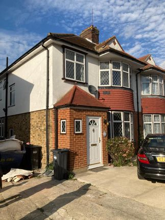 Thumbnail Semi-detached house to rent in Sutton Hall Road, Hounslow