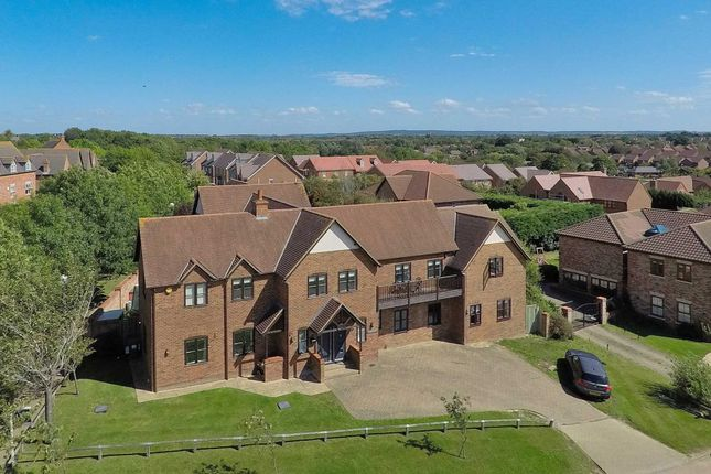 Thumbnail Detached house for sale in Alpine Croft, Shenley Brook End