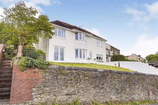 Thumbnail Detached house for sale in The Croft, Neath Abbey, Neath