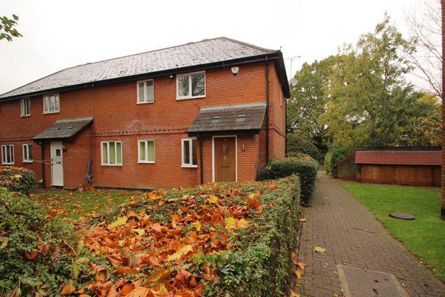 Thumbnail End terrace house for sale in Spruce Close, Laindon, Basildon