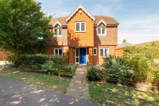Thumbnail Detached house for sale in Snowdrop Walk, Sittingbourne