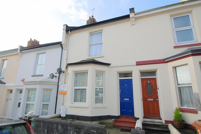 Thumbnail Flat for sale in Holdsworth Street, Plymouth