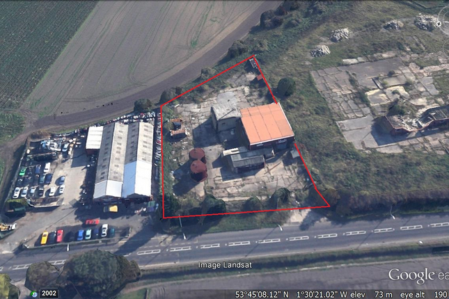 Thumbnail Land for sale in Land, Wakefield Road (A61), Rothwell, Leeds