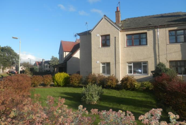 Thumbnail Flat to rent in Hill Gardens, Coupar Angus