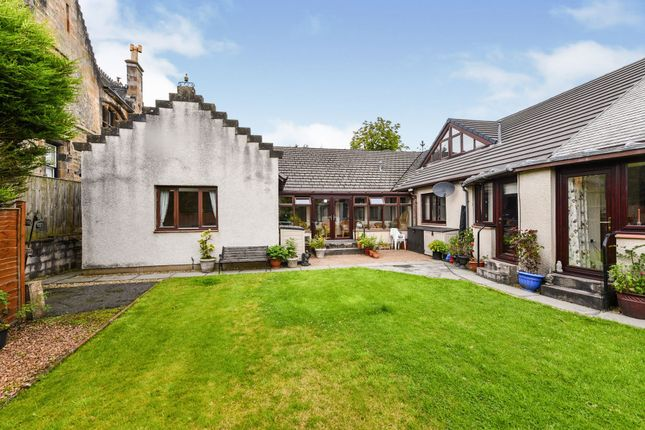 Thumbnail Terraced bungalow for sale in Turner Place, Kilmarnock