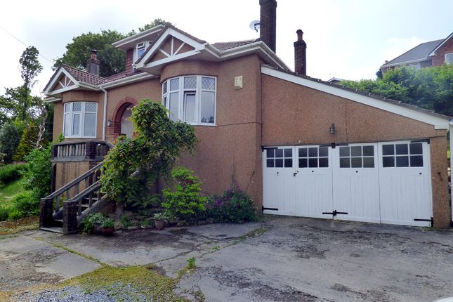 Thumbnail Detached house for sale in Wembury Road, Elburton, Plymouth