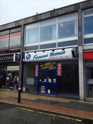 Thumbnail Retail premises to let in Union Street, Accrington