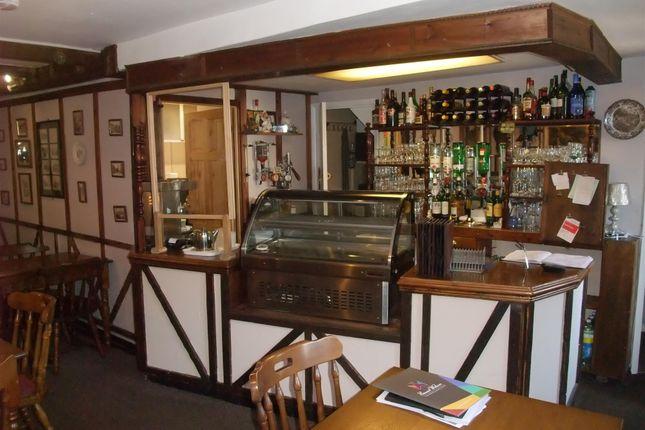 Thumbnail Restaurant/cafe for sale in Restaurants WV16, Shropshire