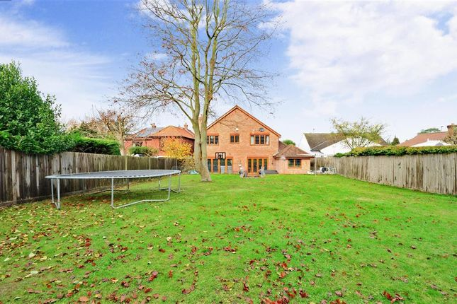 Thumbnail Detached house for sale in Leatherhead Road, Bookham, Leatherhead, Surrey