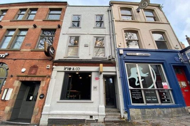 Thumbnail Leisure/hospitality to let in 9 High Pavement, Nottingham, Nottingham