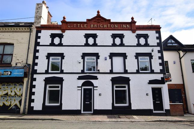 Thumbnail Flat to rent in Rowson Street, New Brighton, Wallasey