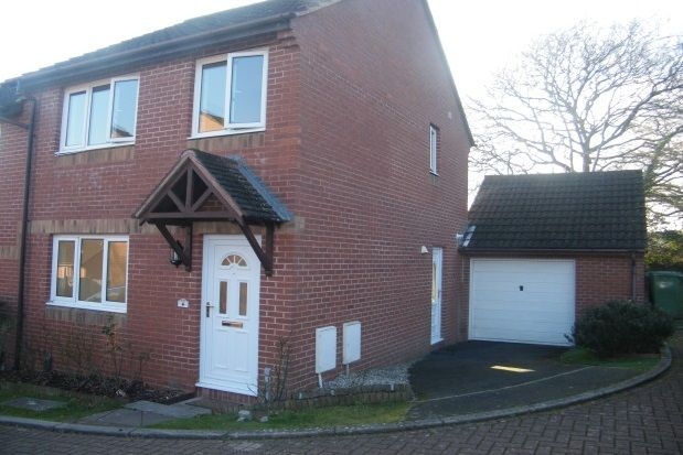 Thumbnail Property to rent in Primrose Lawn, Exwick, Exeter