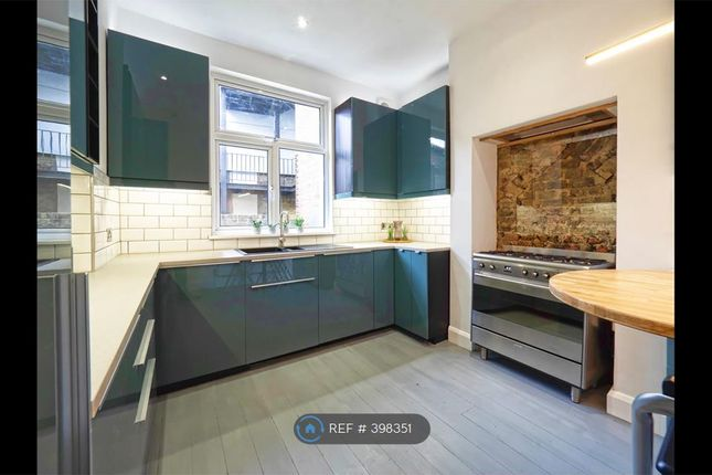 Thumbnail Terraced house to rent in Vale Grove, London