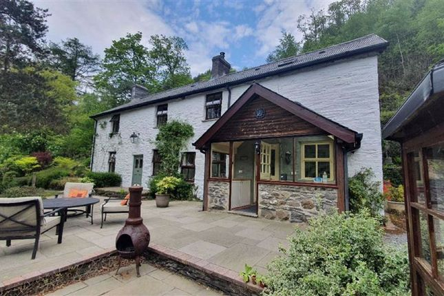 Thumbnail Detached house for sale in Ceinws, Machynlleth, Powys