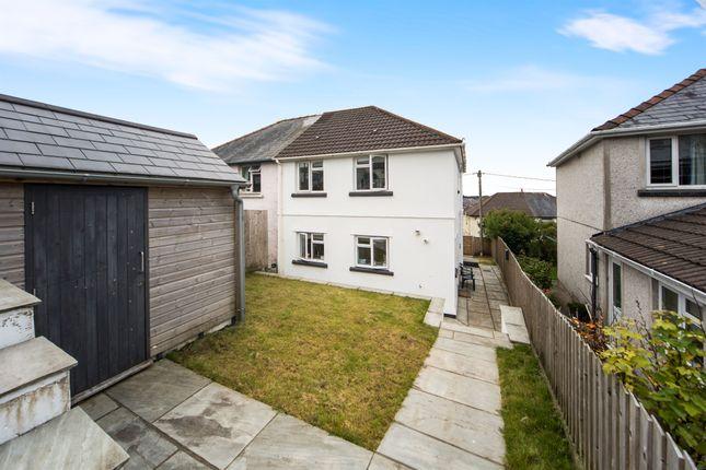 Thumbnail Semi-detached house for sale in Brook Terrace, Llanharan, Pontyclun