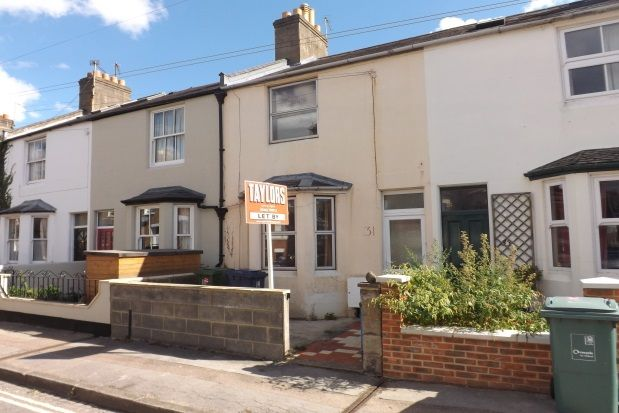 Thumbnail Property to rent in Buckingham Street, Oxford